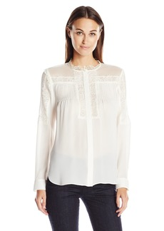 Haute Hippie Women's Step Blouse  M