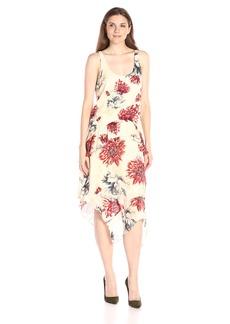 Haute Hippie Women's Tank Dress W/ Ruffle Hem  S