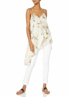 Haute Hippie Women's the Darling Tank  M