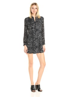 Haute Hippie Women's the Double Down Dress  L