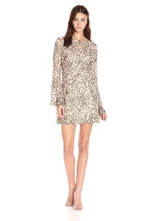Haute Hippie Women's the Goldfinger Dress