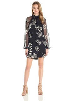 Haute Hippie Women's The Mentor Shirt Dress  M