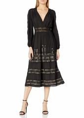 Haute Hippie Women's The Step Dress  S