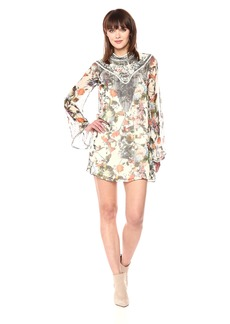 Haute Hippie Women's Through The Looking Glass Dress