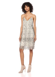 Haute Hippie Women's Wild Rose Embellished Dress