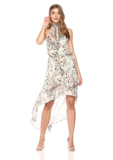 Haute Hippie Women's Wished Upon Draped Dress