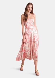 Haute Hippie Madilyn Tie Dye Mini Dress