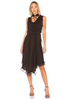 Haute Hippie Twilight Midi Dress
