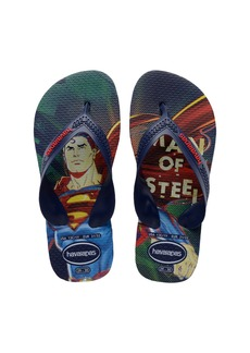 Havaianas 'Batman™ - Max Heroes' Flip Flop (Toddler & Little Kid)