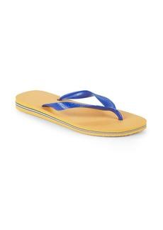 Havaianas Brazil Accented Flip-Flops