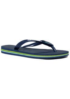 Havaianas Men's Brazil Logo Flip Flop Sandals Men's Shoes