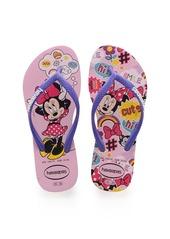 Havaianas 'Disney® Minnie Mouse' Flip Flop (Toddler, Little Kid)