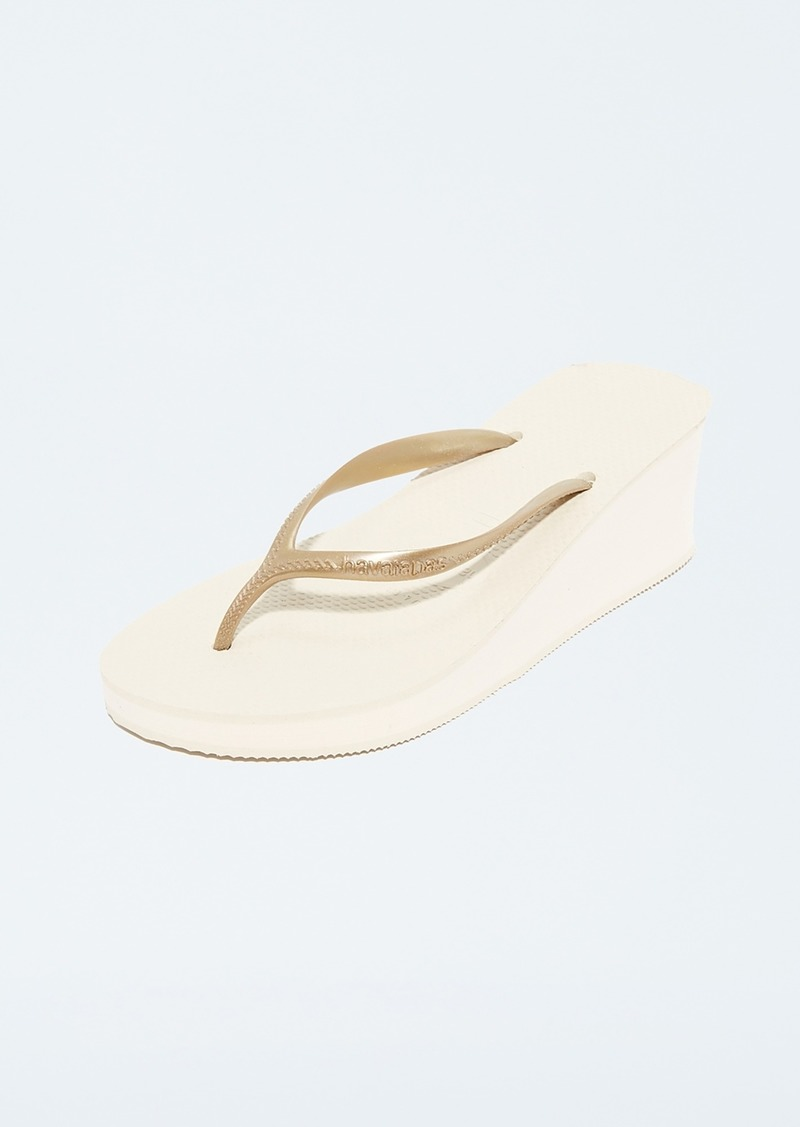 c8aebcd0d6a7f Havaianas Havaianas High Fashion Wedge Sandals