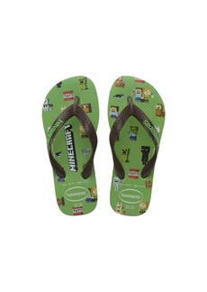 Havaianas Kids Minecraft Flip Flop Sandals Women's Shoes