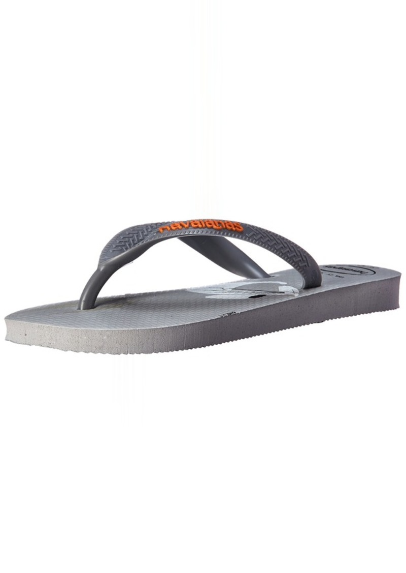 Havaianas Looney Tunes Sandal ICE Grey (11-12 M US Women's / 9-10 M US Men's)
