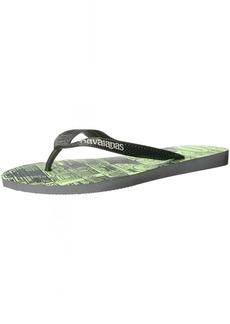 Havaianas Men's 4 Nite Sandal  41/42 BR (9/10 M US)