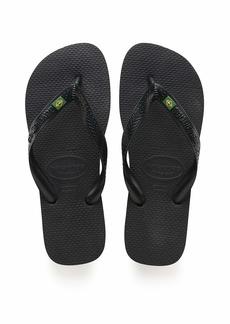 Havaianas Men's Brazil Flip Flop Sandal 43/44 BR(10-11 M US Men's)