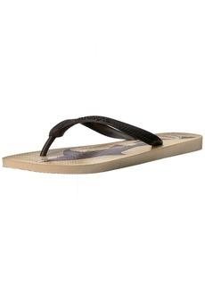 Havaianas Men's Conservation International Flip Flop Sandal 39/40 BR(9-10 M US Women's / 8 M US Men's)