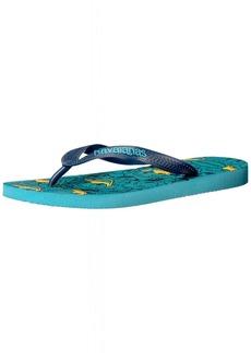 Havaianas Men's Flip Flop Sandals Disney Stylish Mickey Mouse  43/44  BR (11-12 M US)