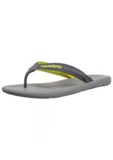 Havaianas Men's Flip Flop Sandals Surf Pro 39/40 BR (8 M US)