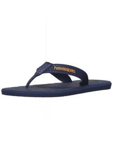 Havaianas Men's Level Flip Flop Sandal 41/42 BR(11-12 M US Women's / 9-10 M US Men's)