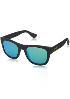 Havaianas Men's Paraty/l Square Sunglasses  52 mm