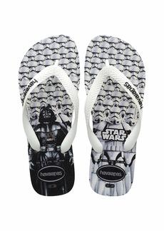 Havaianas Men's  Star Wars Flip Flop Sandal  11/12 M US
