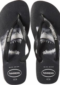 Havaianas Men's Top Photoprint Flip Flop Sandal   M US