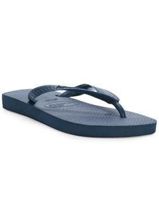 Havaianas Men's Top Solid Sandals Men's Shoes