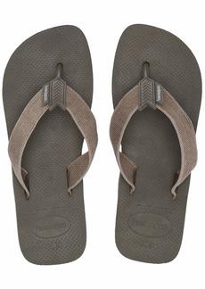 Havaianas Men's Urban Basic Flip Flop Sandal 41/42 BR(11-12 M US Women's / 9-10 M US Men's)