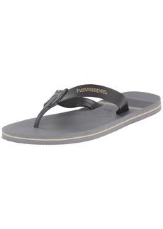 Havaianas Men's Urban Craft Flip Flop Sandal 45/46 BR(13 M US Men's)
