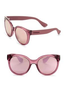 Havaianas Noronha 52MM Round Sunglasses
