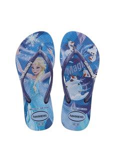 Havaianas Slim 'Frozen' Flip Flop (Toddler & Little Kid)