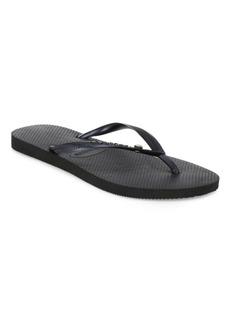 Havaianas Slim Swarovski Crystal Flip-Flops