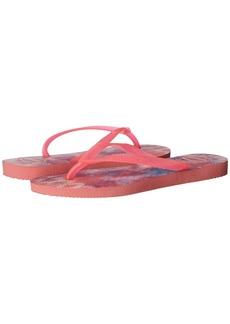 Havaianas Slim Tie-Dye Flip Flops