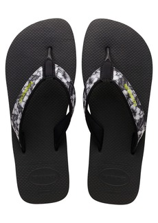 Havaianas Surf Material Flip Flop (Men)