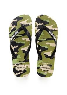 Havaianas Top Camo Flip Flop (Men)