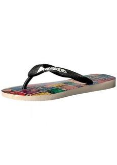 Havaianas Men's Top Marvel Flip Flop Sandal 43/44 BR(12-13 M US Women's /  M US Men's)
