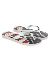 3fa19cb33 Havaianas Havaianas Top Mix USA Flag Flip Flop (Men)