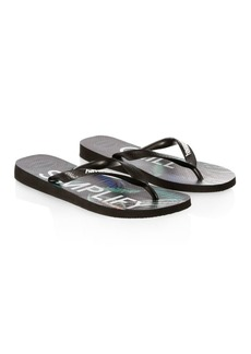 Havaianas Top Tropical Rubber Thong Flip-Flops
