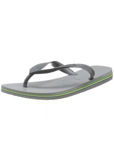 Havaianas Women's Brazil Flip Flop Sandal37/38 BR (7-8 M US)