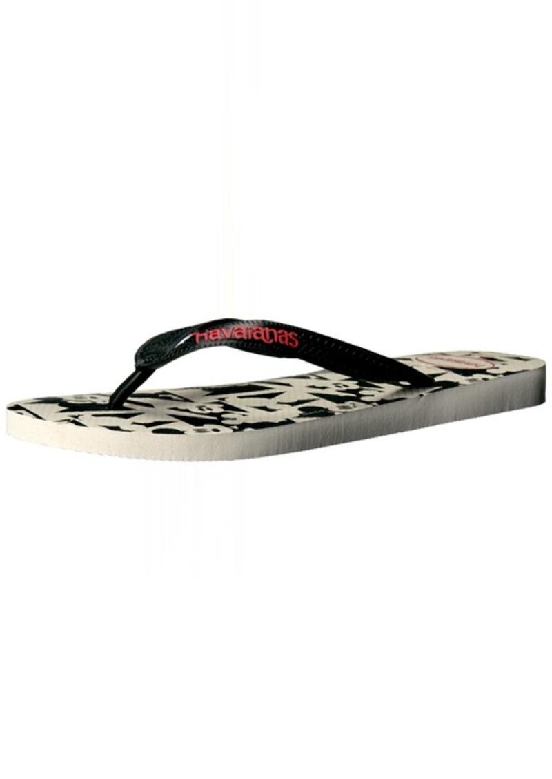 Havaianas Women's Disney Stylish Flip Flop Sandal 41/42 BR(11-12 M US Women's / 9-10 M US Men's)