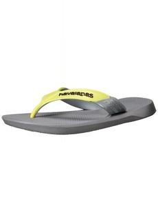 Havaianas Women's Dynamic Flip Flop Sandal 39/40 BR(9-10 M US Women's /  M US Men's)
