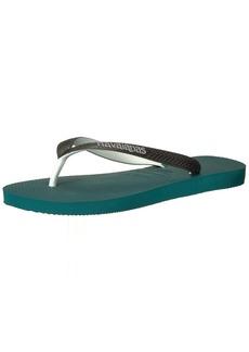 Havaianas Women's Flip Flop Sandals Top Mix41/42 BR (11-12 M US)