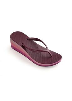 Havaianas Women's High Fashion Wedge Women's Shoes
