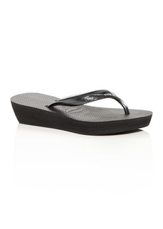 havaianas Women's High Light Platform Flip-Flops