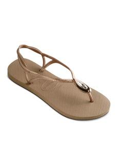 havaianas Women's Luna Thong Sandals