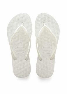 Havaianas Women's Slim Flip Flop Sandal 39/40 BR(9-10 M US Women's / 8 M US Men's)