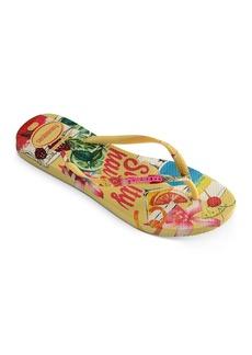Havaianas Women's Slim Summer Flip-Flops