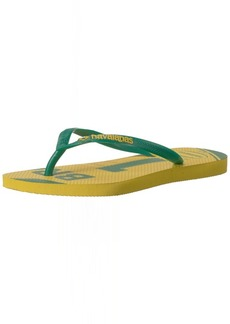 Havaianas Women's Slim Teams - Brazil Sandal